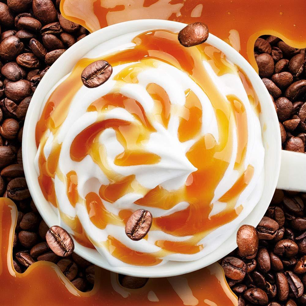 Prozis Oatmeal con Whey Protein 1000g - Cereales Repletos de Hidratos de Carbono de Alta Calidad y Fibras Saciantes -Sabor Café y Caramelo -Apto para ...
