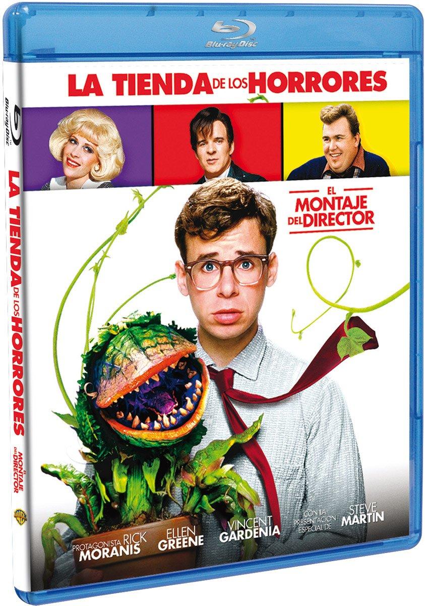 La Tienda De Los Horrores Blu Ray 2012 Import Movie European Format Zone 2 Movies Tv
