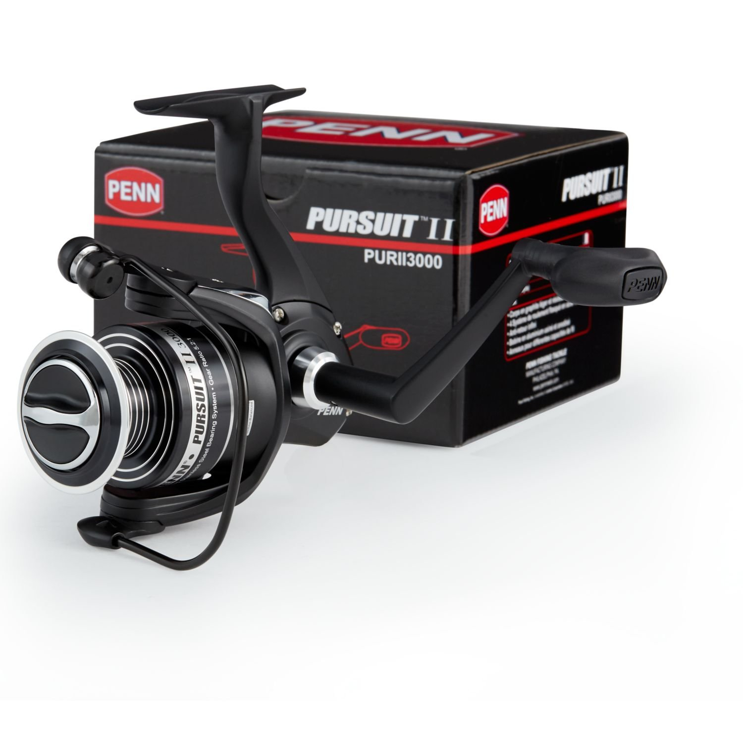 Penn Pursuit II 3000 Spinning Reels by Penn
