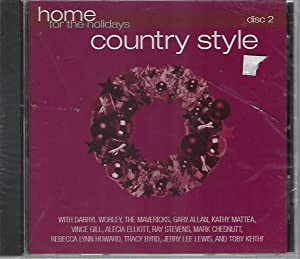 Home For The Holidays Country Style: Disc 2