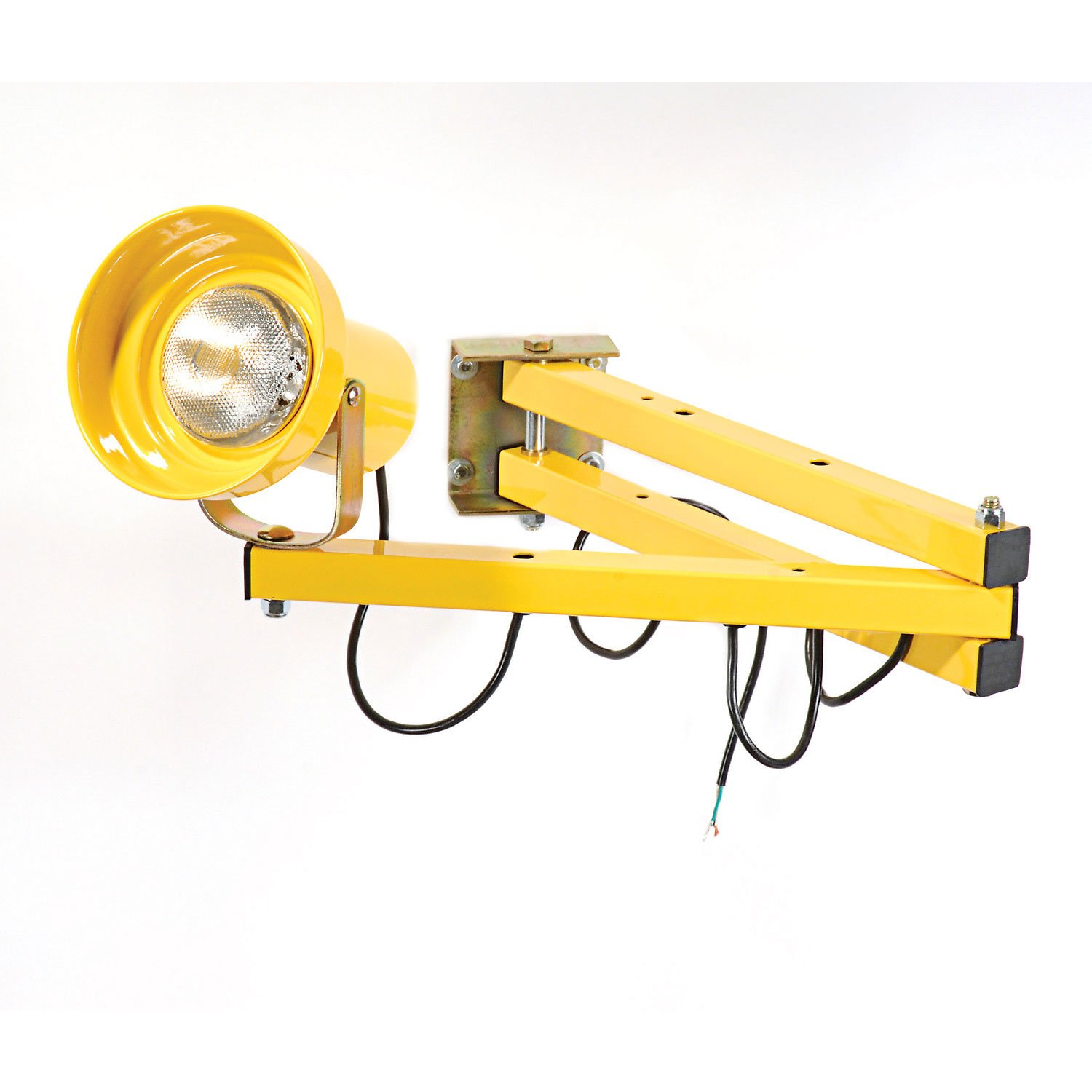 Wesco Double Arm Dock Light with 60'' L Reach