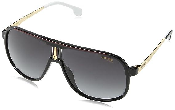 277c2642ecb6 Amazon.com: Carrera 1007/S 807 Black 1007/S Pilot Sunglasses Lens ...