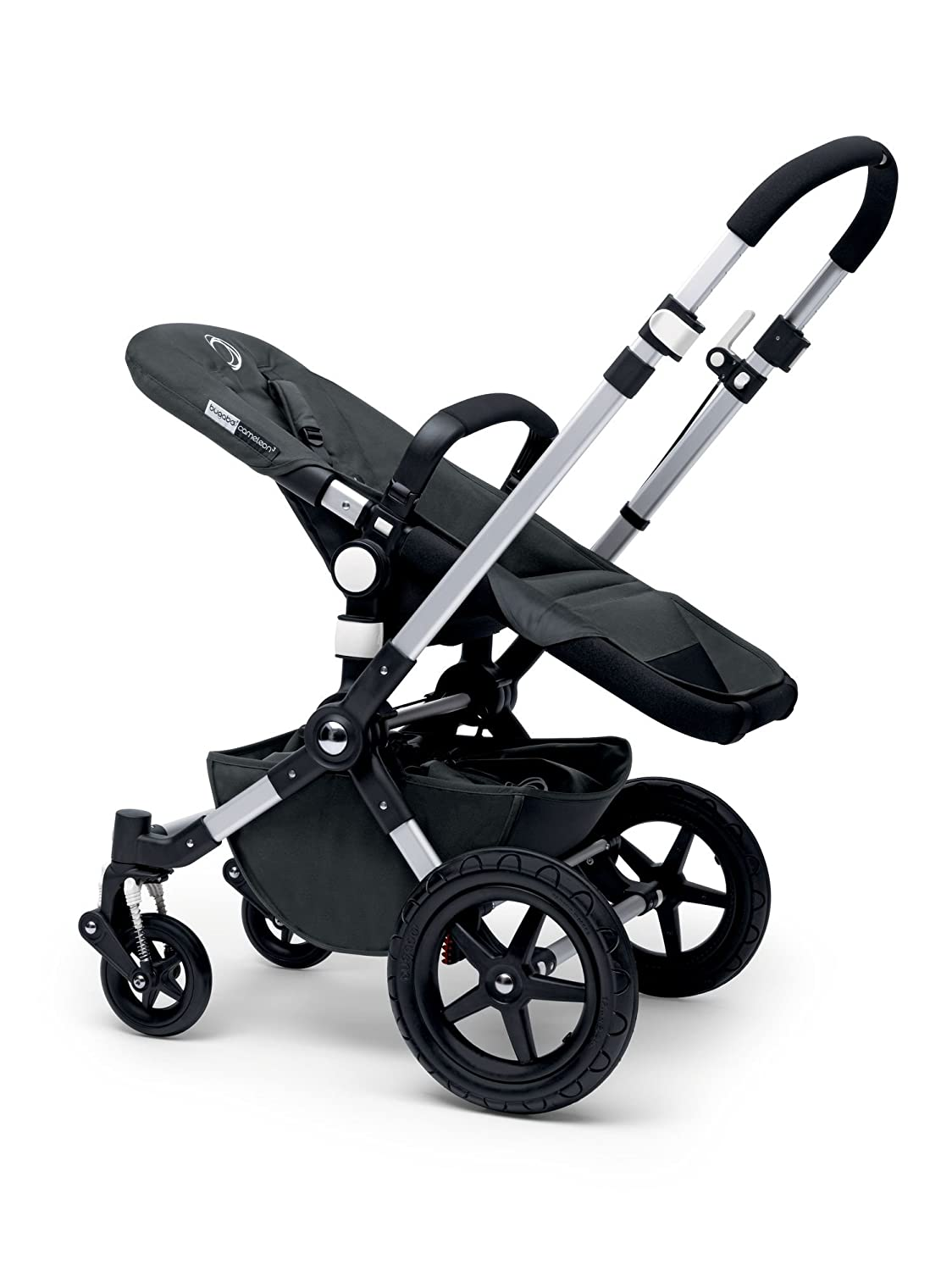 Bugaboo 2015 Cameleon3 Base, Alu Dark Grey