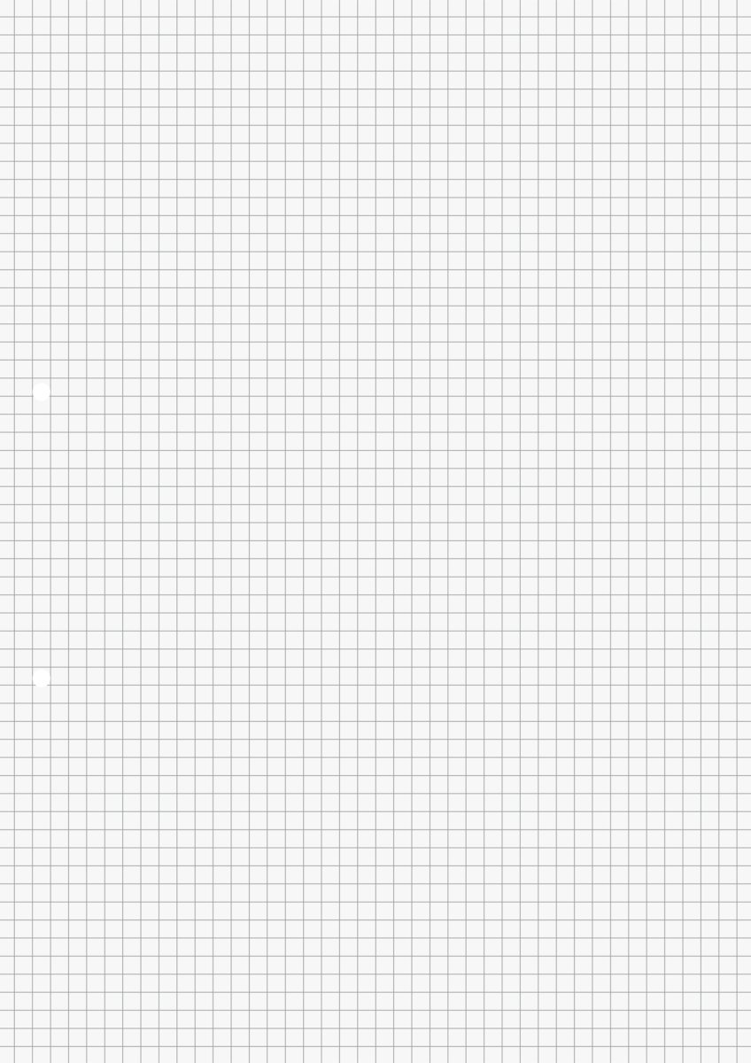 Brunnen Blank 1052756/Block//Notepad for Block A4/50/sheets 70/g//m/², 2/Holes