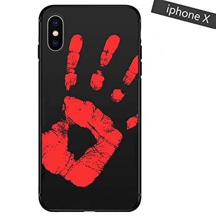 colour changing iphone x case