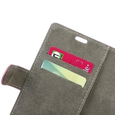 Amazon.com: Xiaomi Mi 5s Plus Case, CaseFirst Wallet Cover ...