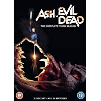 Ash vs Evil Dead Season 3 [DVD] [2018]