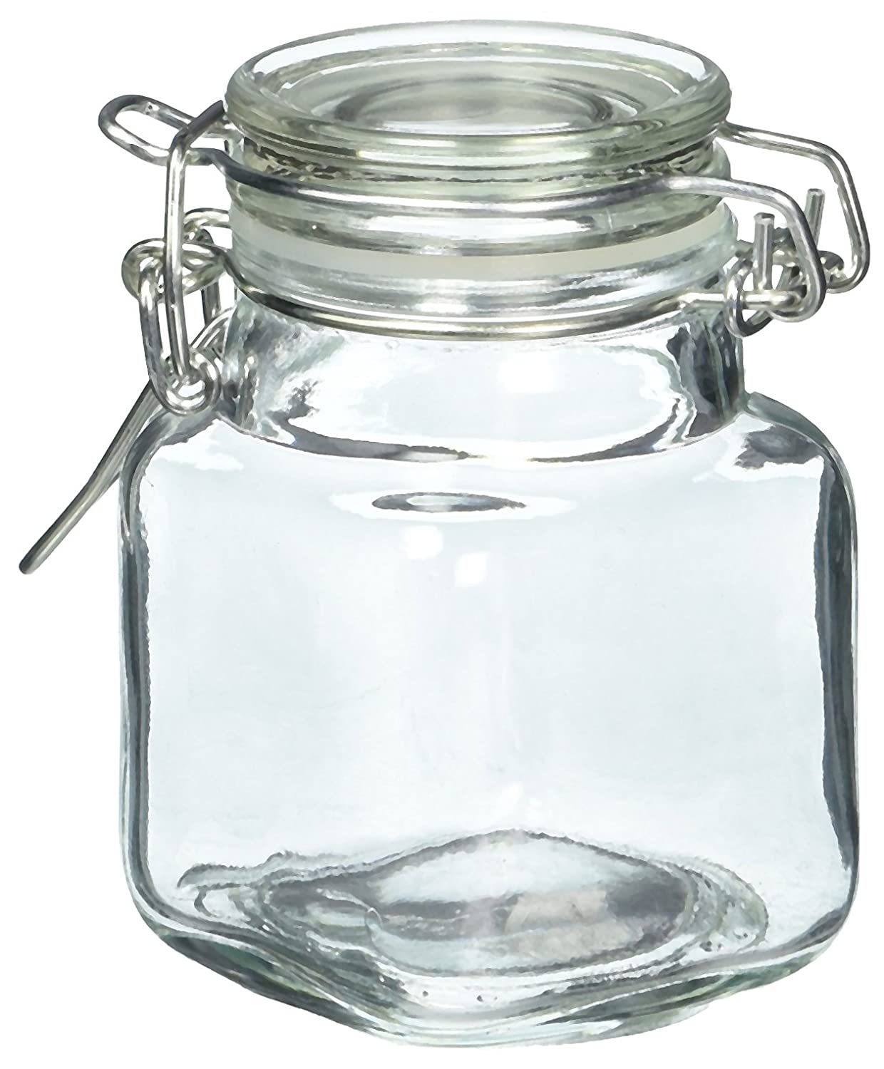 Amazon.com: Perfectly Plain Collection Apothecary Jar Favors, 1 ...