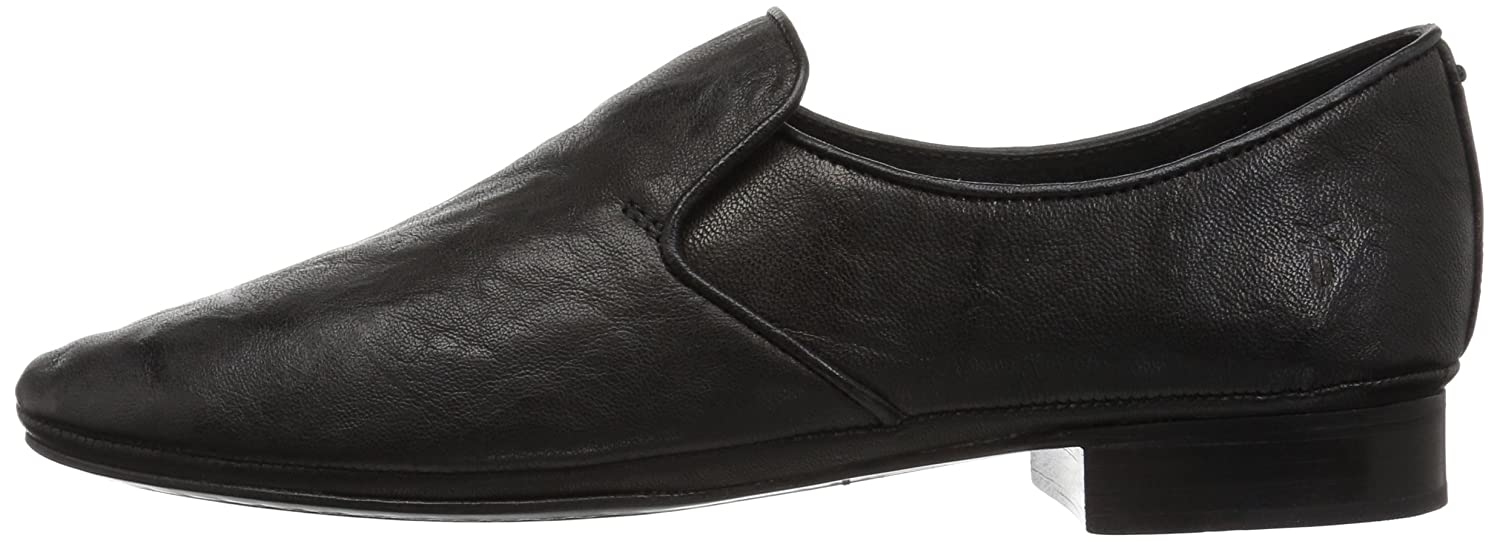 FRYE Womens Ashley Slip on Loafer Flat