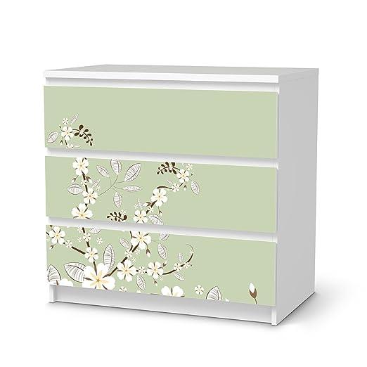 Los muebles-pegatinas de IKEA solía 3 cajones/adhesivo de diseño ...