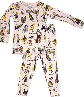 product image for Books to Bed Girls Pajamas Madeline Pajama Set