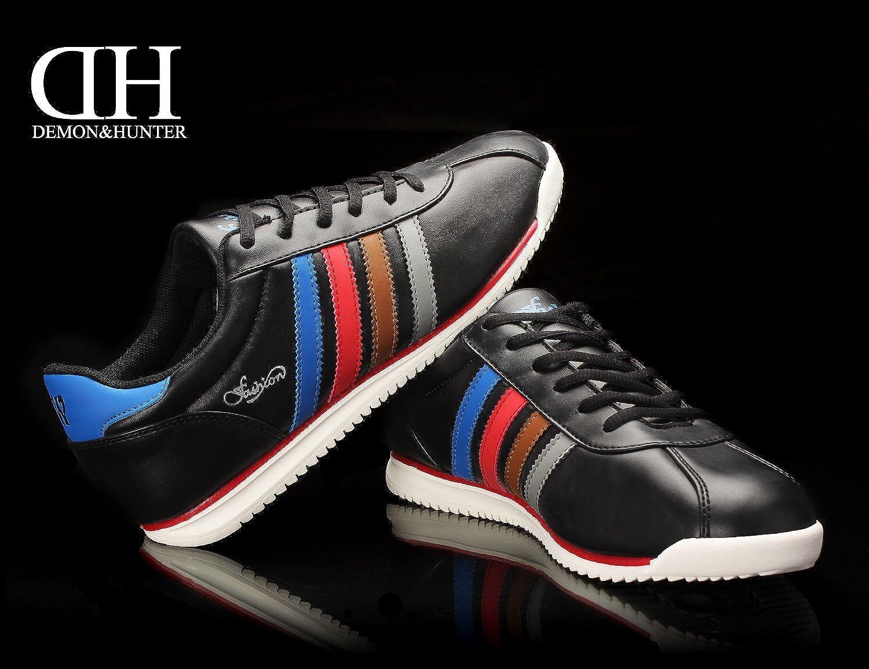 Verkauf Neuer Stile Herren Mode Schwarz Sneaker 402689B(EU S402689B(42) Demon&Hunter Bester Großhandel Top-Qualität Verkauf Online Wahl Günstig Online Niedrige Versand Online aQgYy7y