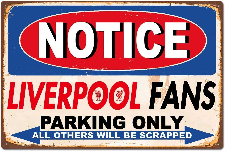 MMNGT Notice Ford Parking Only Car Auto Garage Vintage Retro TIN Sign 7.8X11.8 INCH
