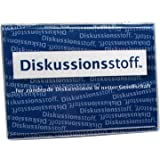 Kylskapspoesi 45001 - Gesprächsstoff: Diskussionsstoff