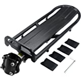 Amazon Com Topeak Qr Beam Rack Ex Bicycle Rack Bike