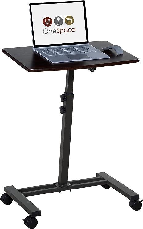 OneSpace 50-jn02 ángulo y Altura Ajustable móvil Ordenador portátil Escritorio con único Superficie,