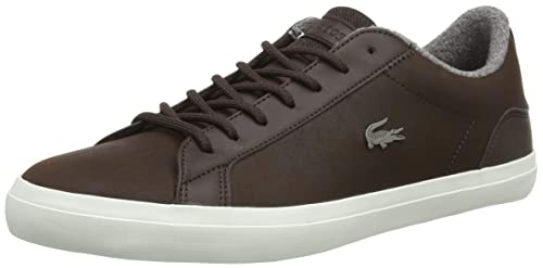 3a011c244 Lacoste Men s Lerond 318 2 Cam Trainers  Amazon.co.uk  Shoes   Bags