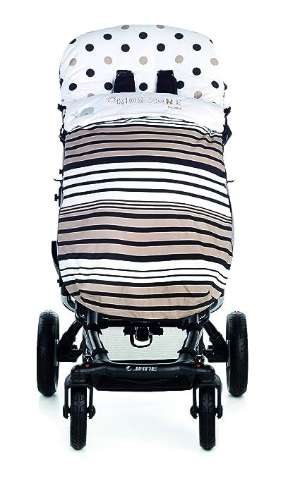Jané 080485SL T38 - Saco para silla de entretiempo, Color Stripes ...