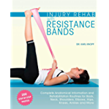 Injury Rehab with Resistance Bands: Complete Anatomy and Rehabilitation Programs for Back, Neck, Shoulders, Elbows, Hips…