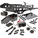 Kyosho 1/8 FO-XX 4WD RS CHASSIS SIDE & UNDER PLATES, RECEIVER & BATTERY BOX