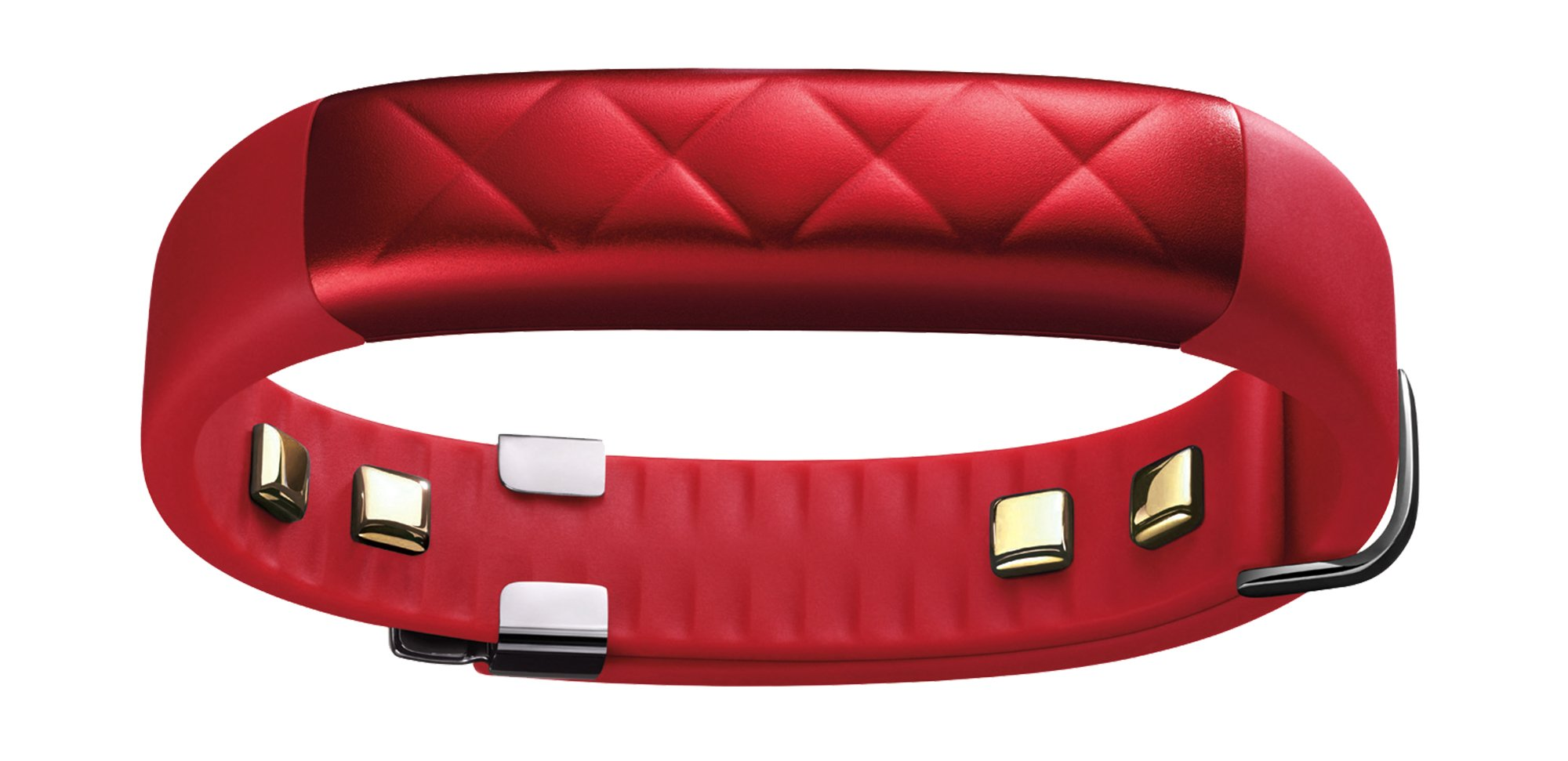 UP3 by Jawbone Heart Rate, Activity + Sleep Tracker, Ruby Cross (Red)