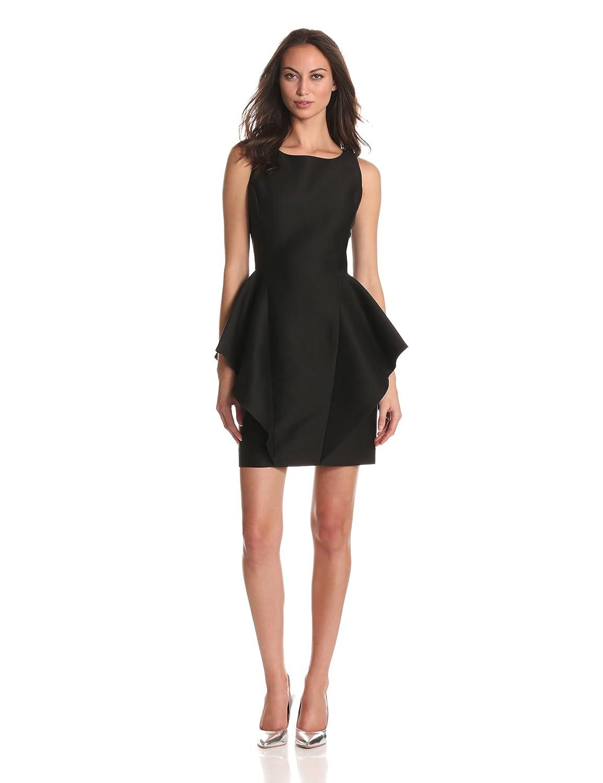 Amazon.com: Halston Heritage Women\'s Sleeveless Sheath Dress: Clothing