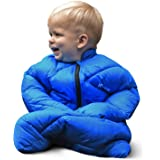 Morrison Outdoors Little Mo 40° Baby Sleeping Bag (6-24 Months) The Camping Sleeping Bag for Babies and Toddlers with…