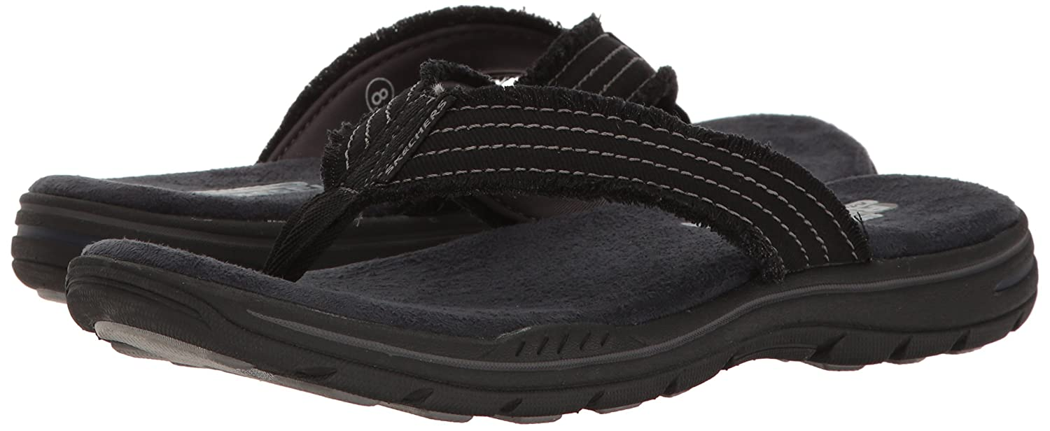 SKECHERS Men's Chocolate Relaxed Fit®: Evented Arven