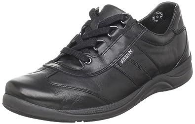 de415edea60ff3 Mephisto Laser Sneakers-up Femme avec Semelle Amovible STYLBUCK 5400 Black  Size: EU 8.5