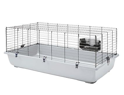 SAVIC Jaula Gran para roedores Ambient 120 Gris/Negro 118 x 64 x ...