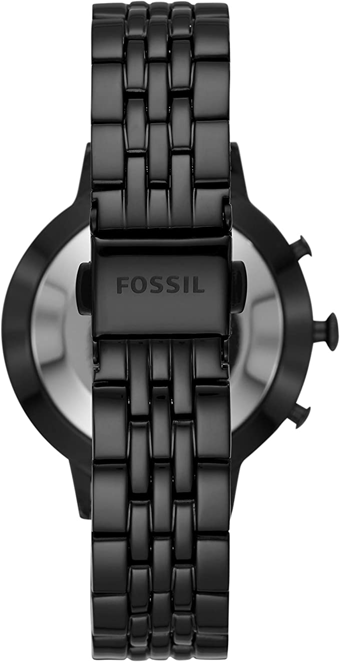 Amazon.com: Fossil FTW5037 - Reloj inteligente híbrido de ...