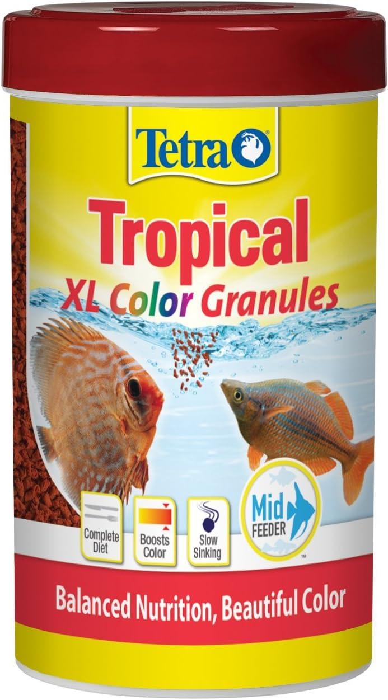 Tetra 16262 127 oz Color Tropical Granules, One Size