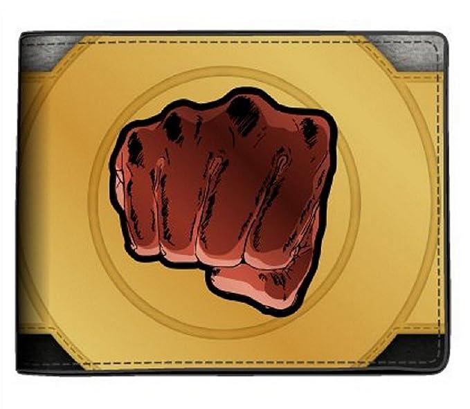 One Punch Man Bifold Billetera: Amazon.es: Juguetes y juegos