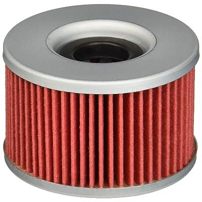 HIFLO FILTRO HF111 Premium Oil Filter: Automotive