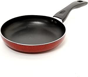 Oster Telford Fry Pan, 8-Inch, Red