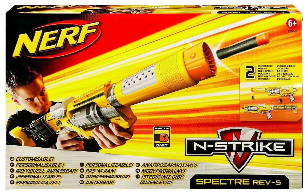 NERF 19516 - N-Strike Spectre Rev-5