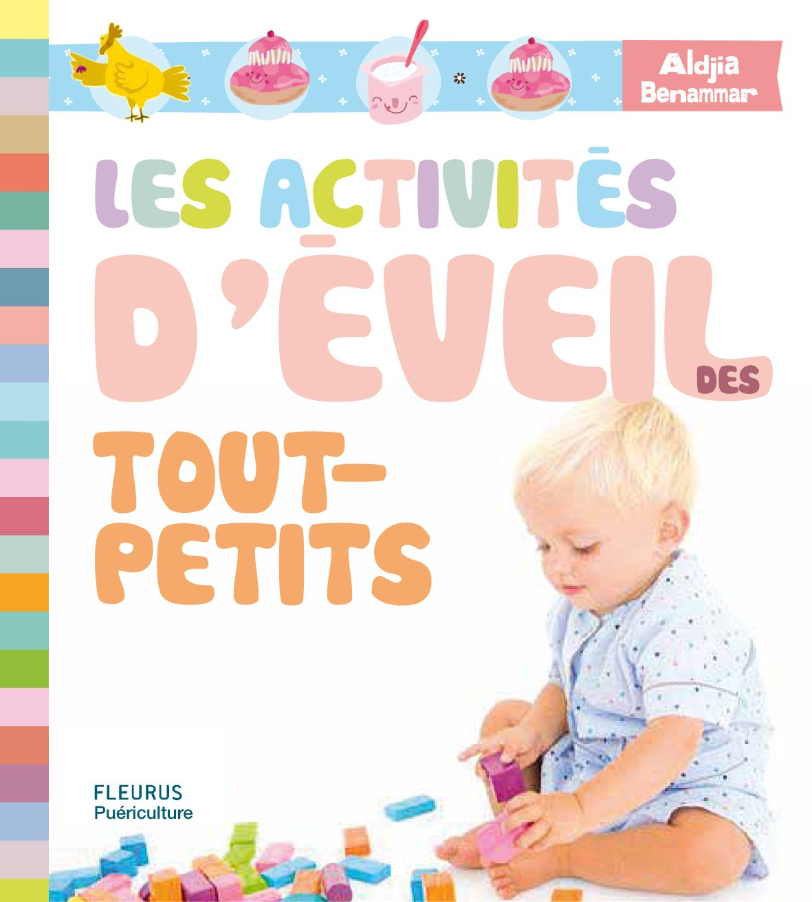 Bien-aimé Amazon.fr - Les activités d'éveil des tout-petits - pédagogie  LU53