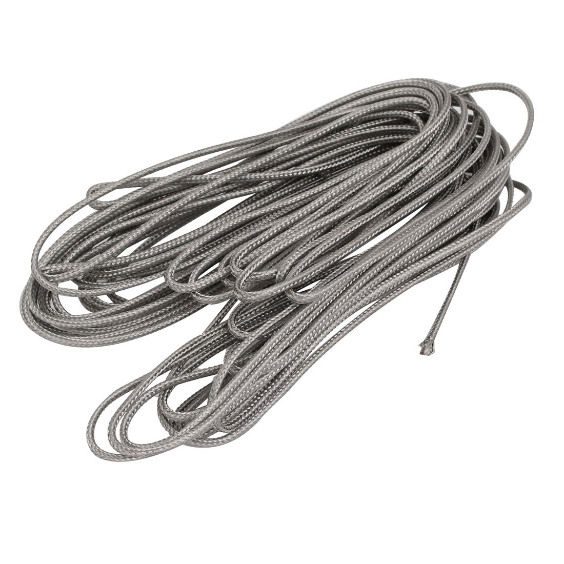uxcell 9 Meters 2mm Dia Stainless Steel Wire for Thermocouple Sensor