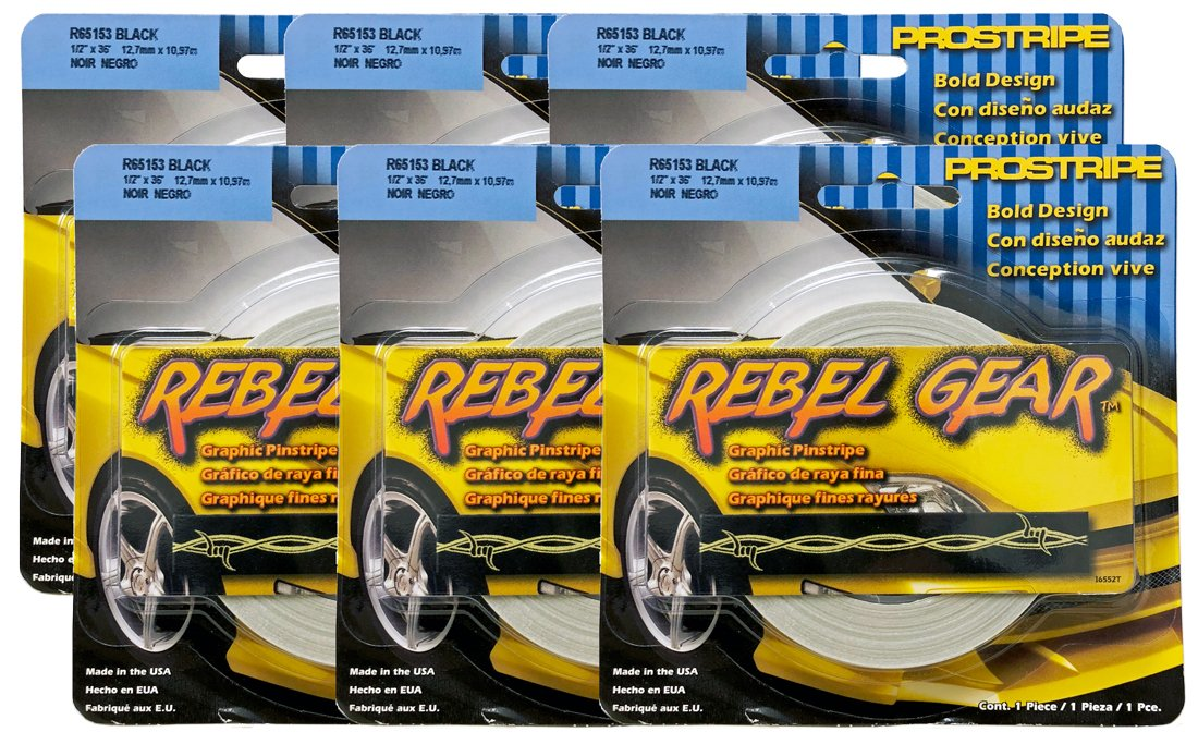 Trimbrite R65153 Rebel Barbwire//B 1//2 X36