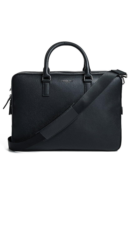 105399087c6d Amazon.com | Michael Kors Men's Bryant Large Briefcase, Black, One Size |  Briefcases