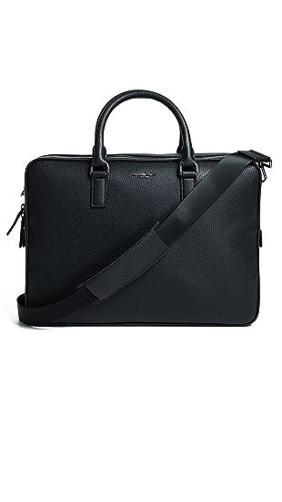 7c0e6d11b338 Image Unavailable. Image not available for. Color  Michael Kors Men s  Bryant Large Briefcase ...