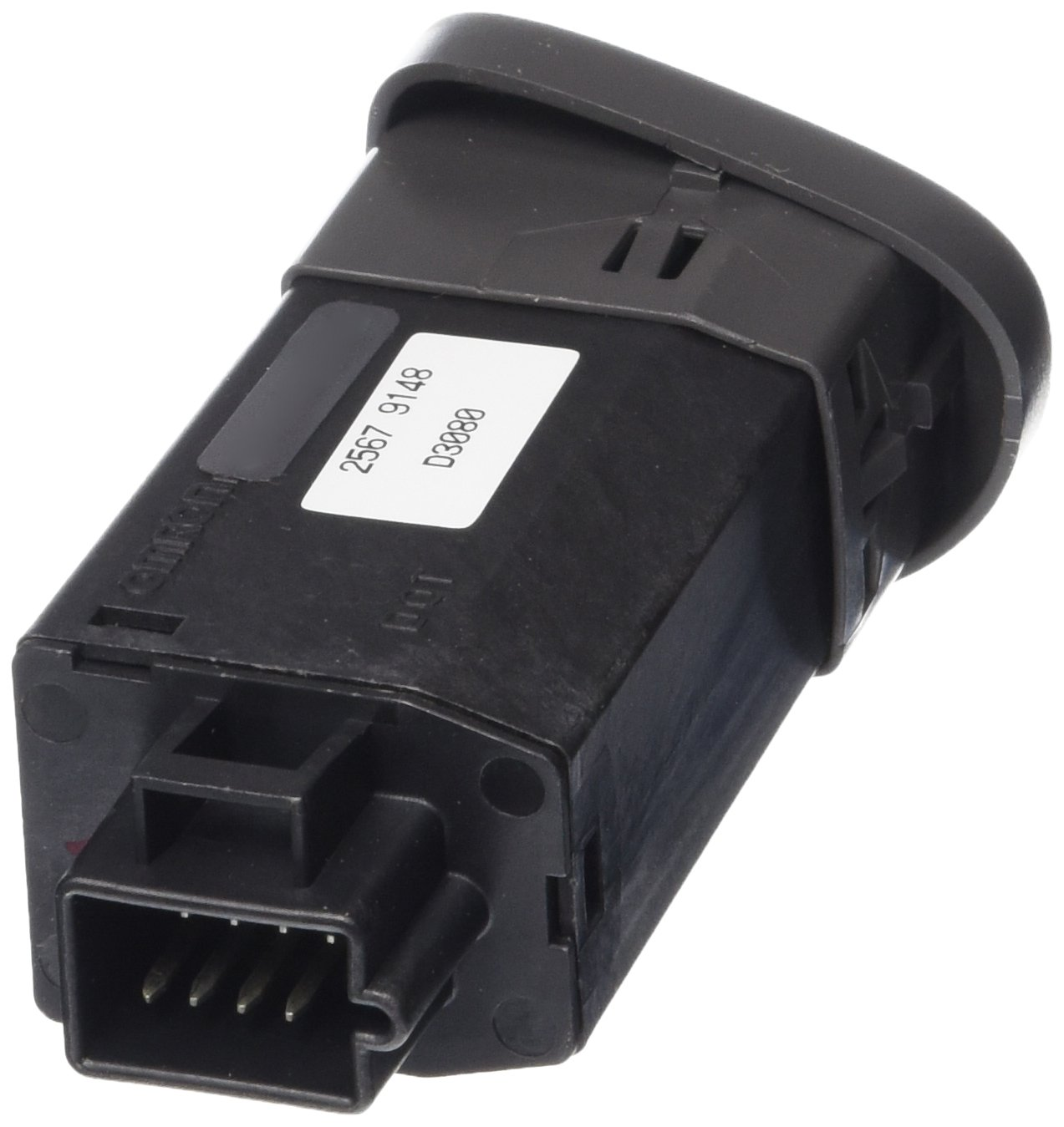 ACDelco 25679148 GM Original Equipment Very Dark Gray Hazard Warning Switch 25679148-ACD