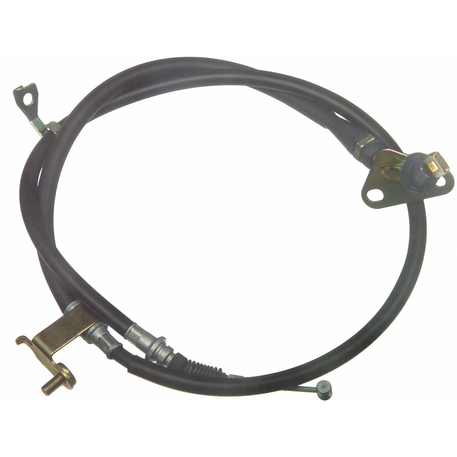 Wagner BC129828 Premium Brake Cable Rear Left