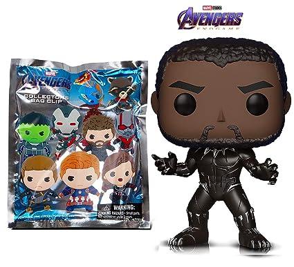 Amazon.com: Warp Gadgets Avengers Bundle Funko POP - Estor ...