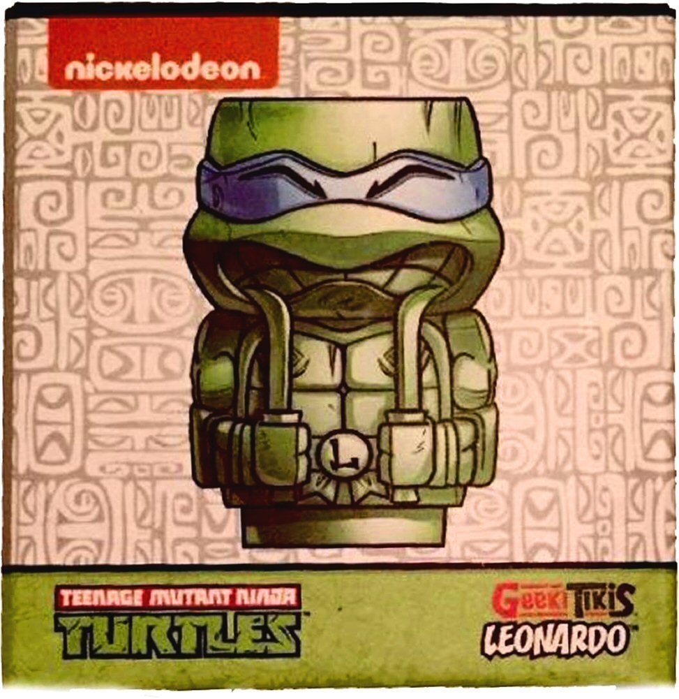 Amazon.com: Geeki Tikis Teenage Mutant Ninja Turtles Mini ...