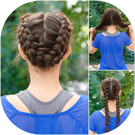 Hairstyles Pro Hair Models For Special Days Amazon Com Br Amazon Appstore
