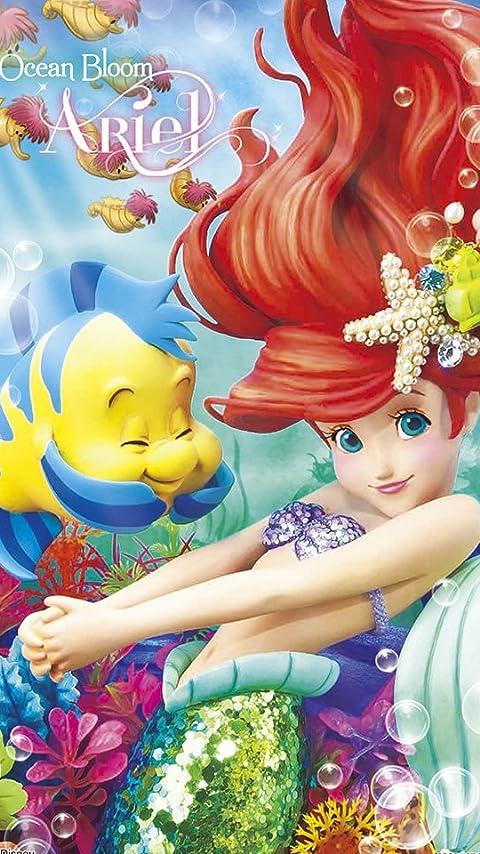 ディズニー リトルマーメイド XFVGA(480×854)壁紙画像