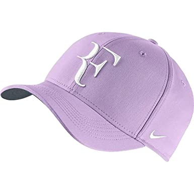 Nike Roger Federer Aerobill Baseball Cap Adult Unisex at Amazon ... 01dce2198fb