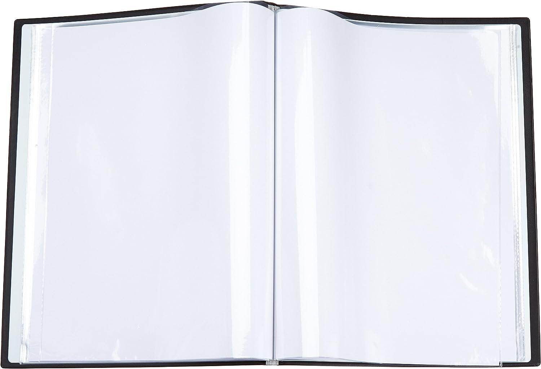 Rillstab A3 Original Album de pr/ésentation Noir A3 12 pochettes RI99314