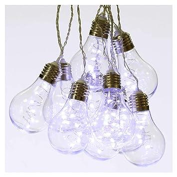 Rideau Nano 10 60 Led Lumineux Ampoules Intérieur Holyart Glace VUGzMqSp